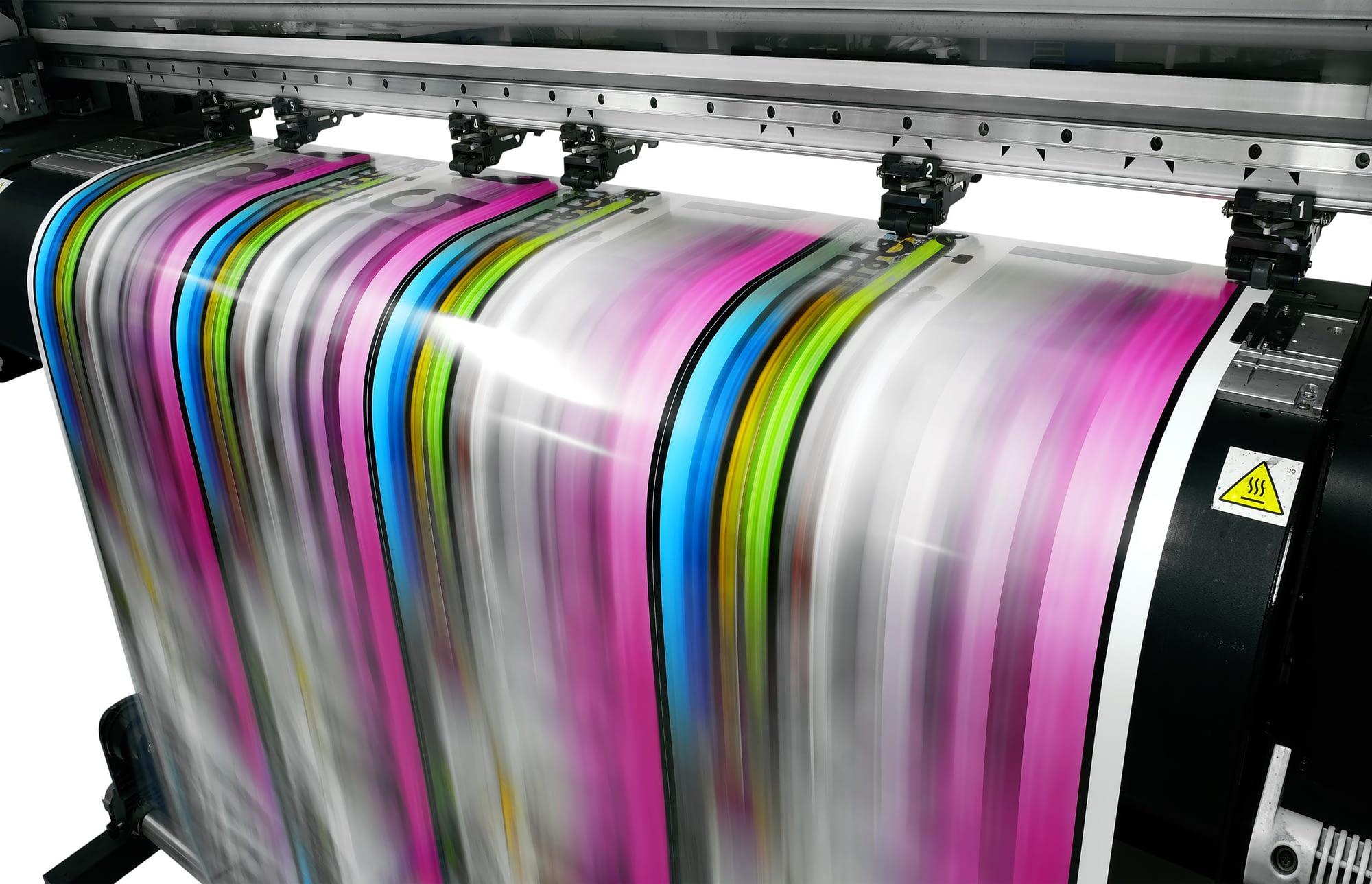 Printing Solutions - Planet Packaging, Poulton-Le-Fylde, Lancashire
